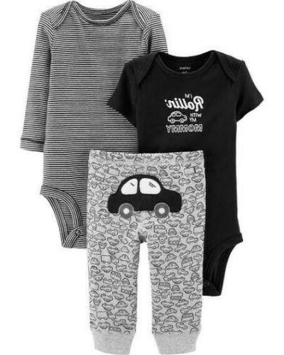 nwt carters toddler baby boy 3 piece