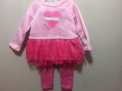 nwt girl s size 12 months 2