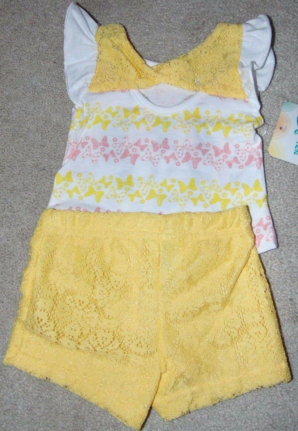 ~NWT Girls MOUSE Size 12 Months