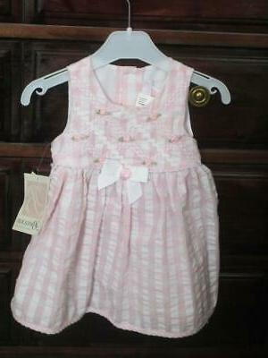 NWT/Bonnie Infant Dress/12