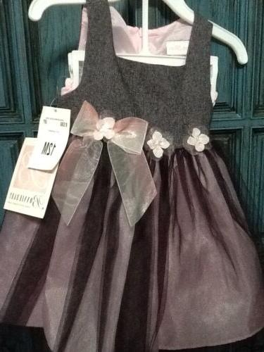 nwt size 12 months girls church pageant