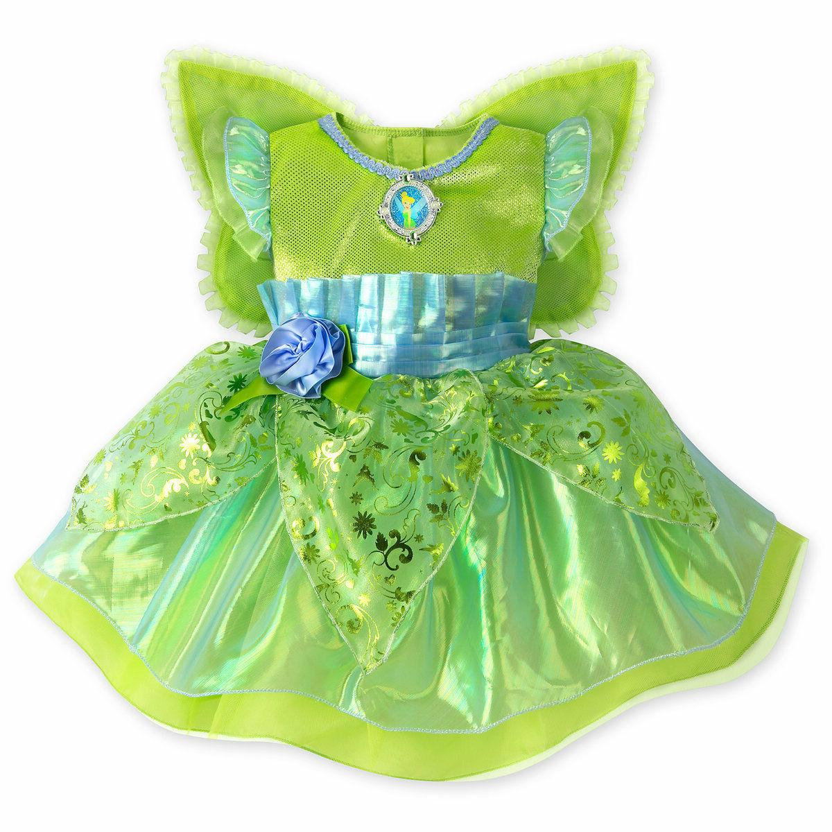 nwt store tinker bell deluxe costume baby