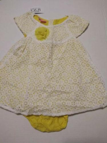 NWT BABY GIRLS EASTER DRESS SPRING Size 9/12
