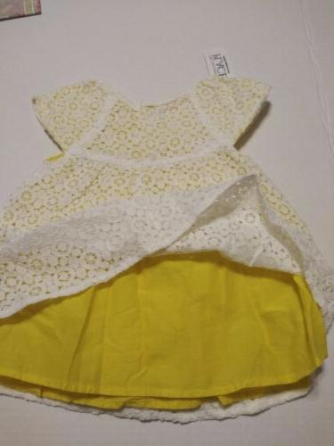 NWT THE CHILDREN'S PLACE BABY GIRLS DRESS