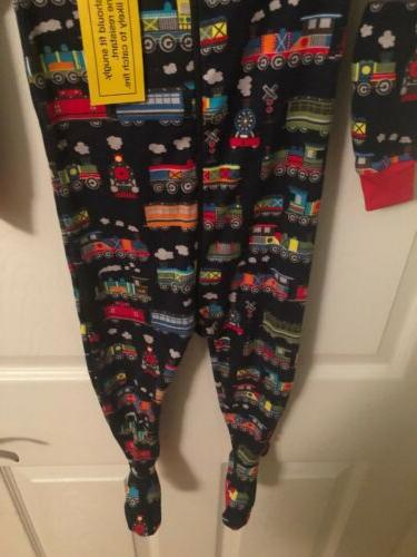NWT The Children's Toddler Boy Pajamas Size 12-18