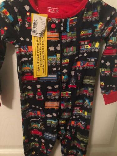 NWT Children's Toddler Fit Pajamas