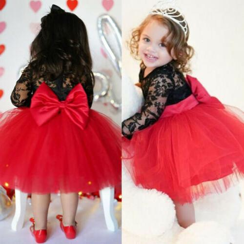 Princess Birthday Skirt Tutu Dresses For Baby 0-5Y