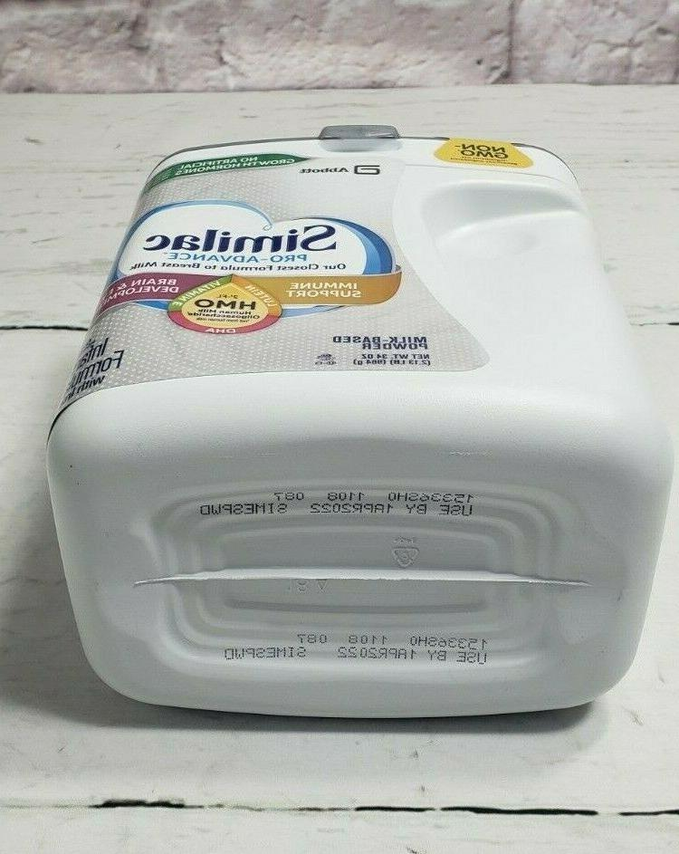 Similac Infant Formula 0-12 34 oz 4/2022