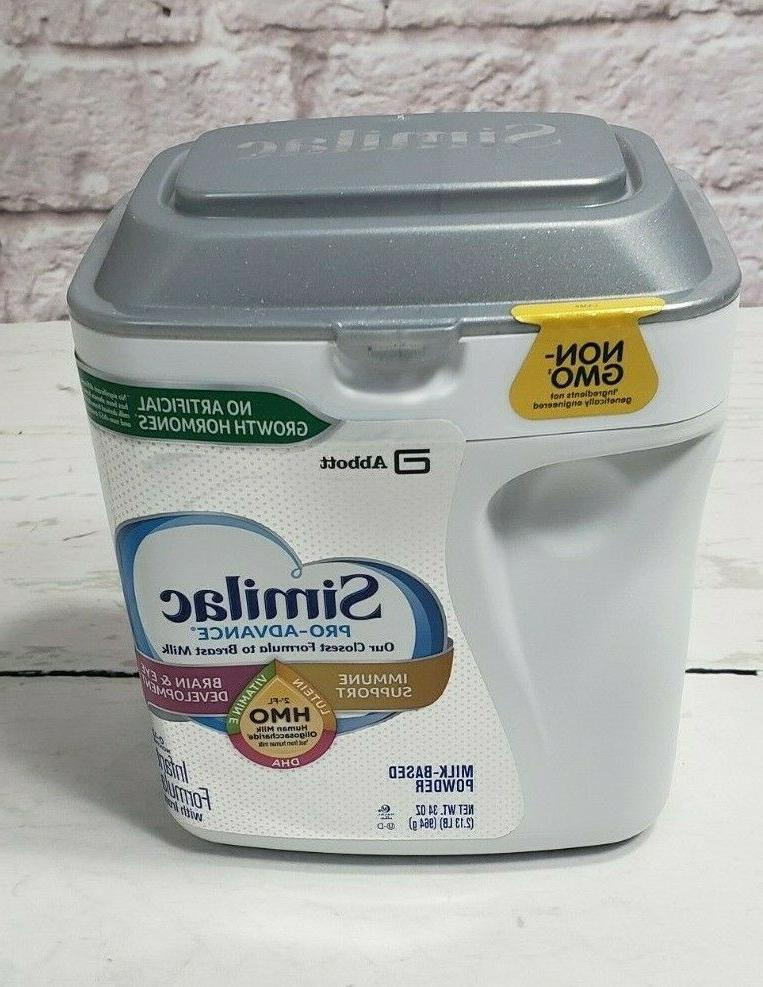 pro advance hmo powder infant formula 0