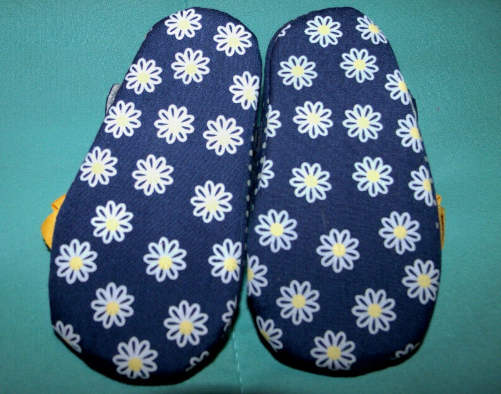 ENHANCE OUTFIT SOFT FABRIC SHOES WALKERS 0-6, 12-18 MONTHS
