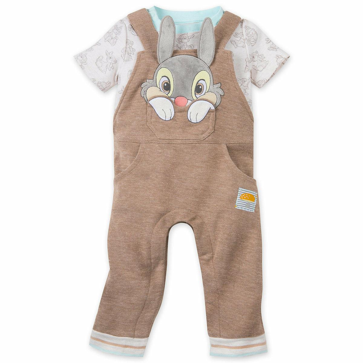store thumper overalls and bodysuit set 3