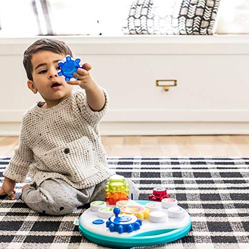 Baby Einstein Gears Musical Toddler with Melodies, Ages 12 up