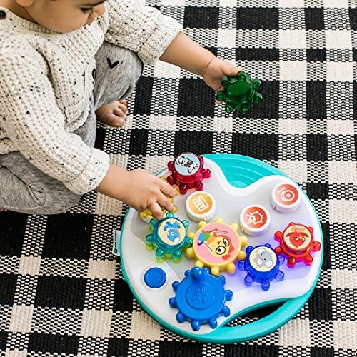 Baby Einstein Symphony Gears Musical Toddler Toy with up