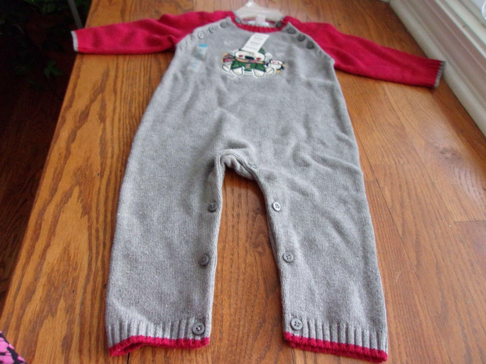 The Children's Place - Boys Size 12 Months - Sweater One-Pie