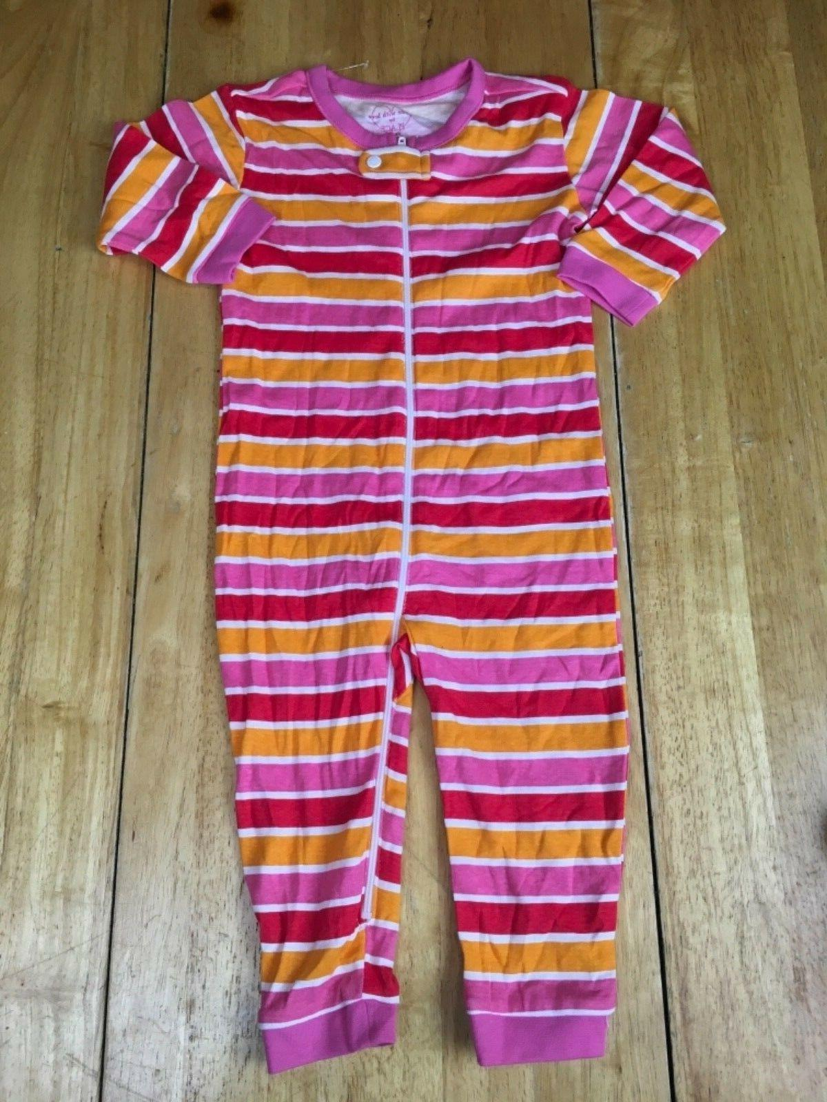 The Zipup Pajamas Size