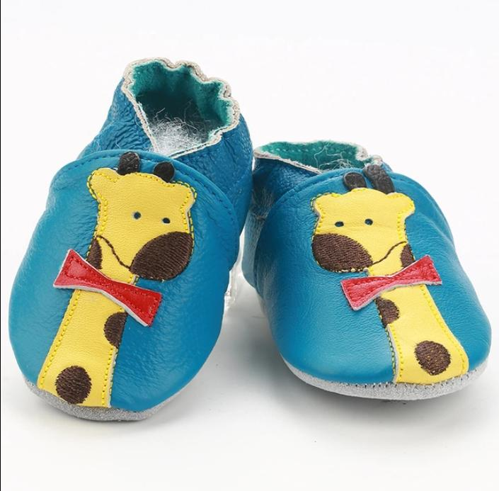Toddler First Walkers Shoes Genuine Leather Boys Newborn