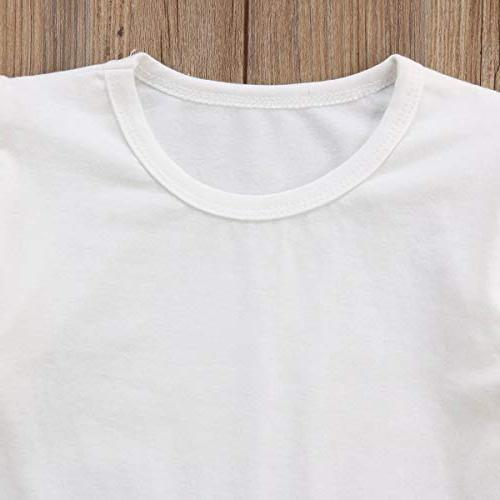 Mubineo Baby Cotton Shirts Tops Tee , 6-12 Months)