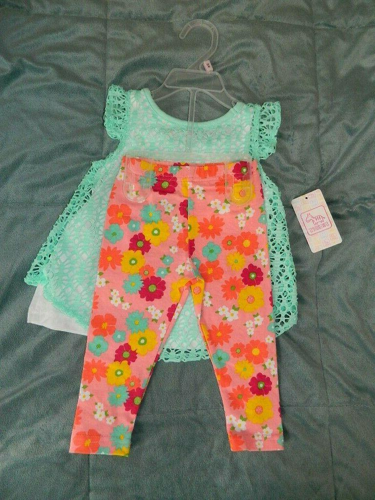 Toddler Girls Outfit Set Months