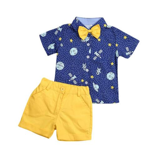 Toddler Kids Shorts Formal US