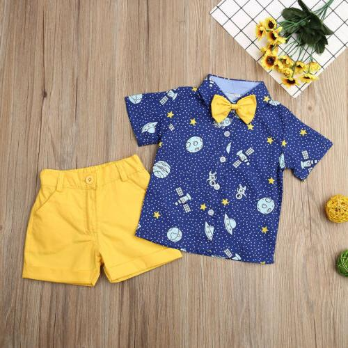 Toddler Gentleman Shorts US