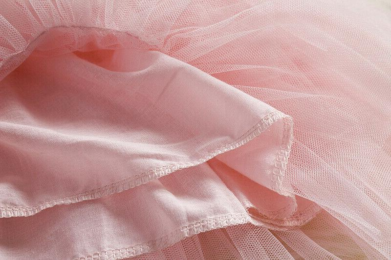 Toddler Kids Party Tutu Gown
