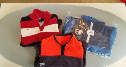 Nautica, Tommy Hilfiger, Oshkosh And Mixed Lot 12 Months,