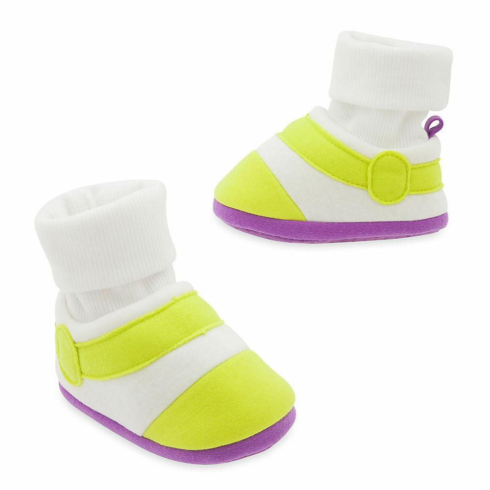 Disney Store Toy Story Buzz Lightyear Baby Costume Shoes Siz