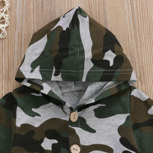US Baby Boy Camouflage
