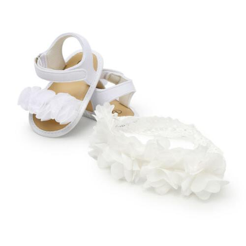 US Baby Soft Sole Shoes Anti-slip Toddler