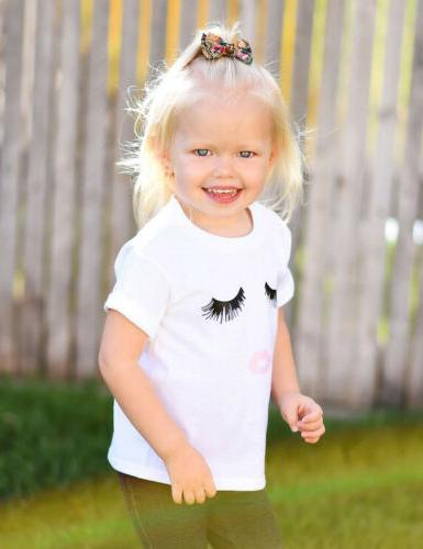 US Clothes Matching Dad Mom Kids Shirts Blouse Sleeves