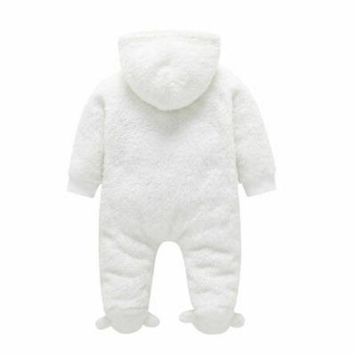 US Newborn Girl Winter Warm Outfits Winter