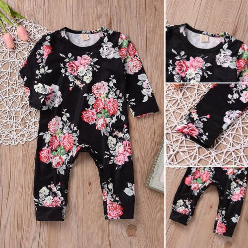 US Baby Floral Winter