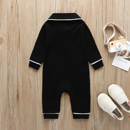 US Baby Long Collar Clothes