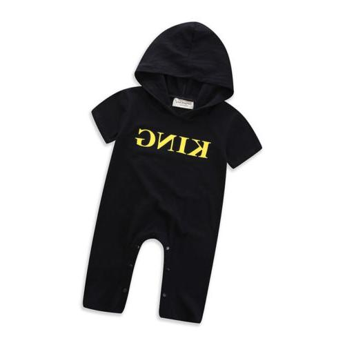 Boy Romper Jumpsuit Clothes Outfits New