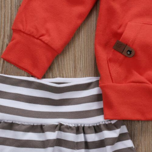 US Kids Baby Boy Girl Outfits Romper
