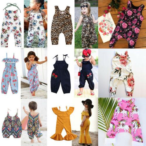 US Newborn Girls Clothes Outfits
