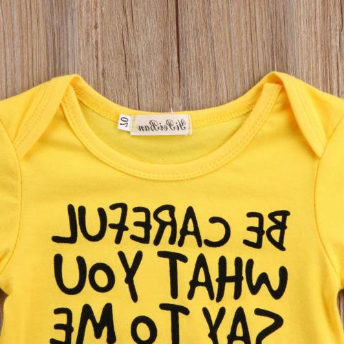USA Baby Toddler Bodysuit Clothes