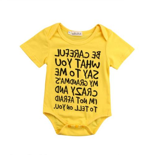 USA Baby Bodysuit Clothes