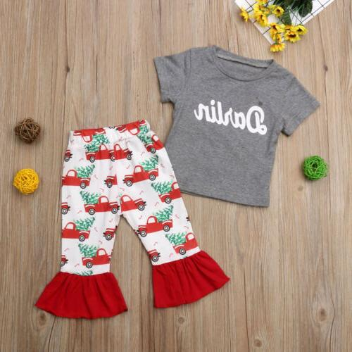 USA Toddler Baby Tops Clothes