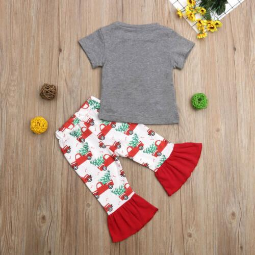 USA First Toddler Baby Tops Flared Clothes