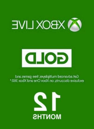 xbox live gold subscription card xbox live