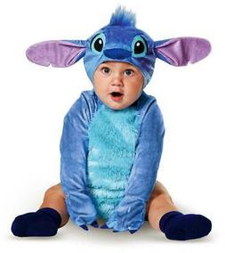 Licensed Disney Lilo And Stitch Deluxe Infant Boy Halloween