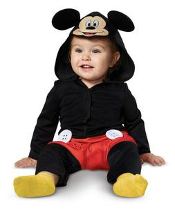 Mickey Mouse Infant Disney Baby Fancy Dress Up Halloween Tod