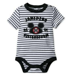 mickey mouse mouseketeer cuddly bodysuit for baby