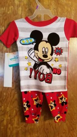 Disney Snow White Pajama Set for Baby Size 9-12 MO Multi