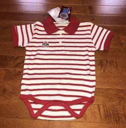 ncaa licensed ohio state buckeyes infant baby