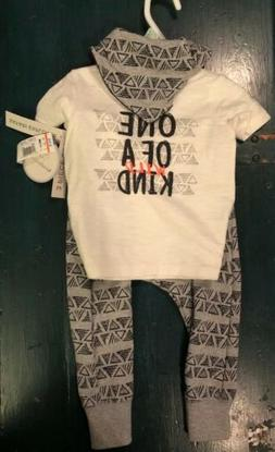New Kola Kids 3 Piece Outfit Size 12/18 Months