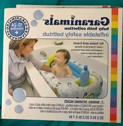 New Garanimals Baby Bath Collection Inflatable Safety Bath T