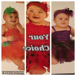 NEW Baby Girl Halloween Costumes Size 6-12 Months