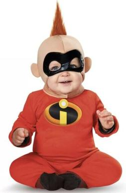 NEW Baby Jack Jack Child Infant Costume Size 12-18 Months Th